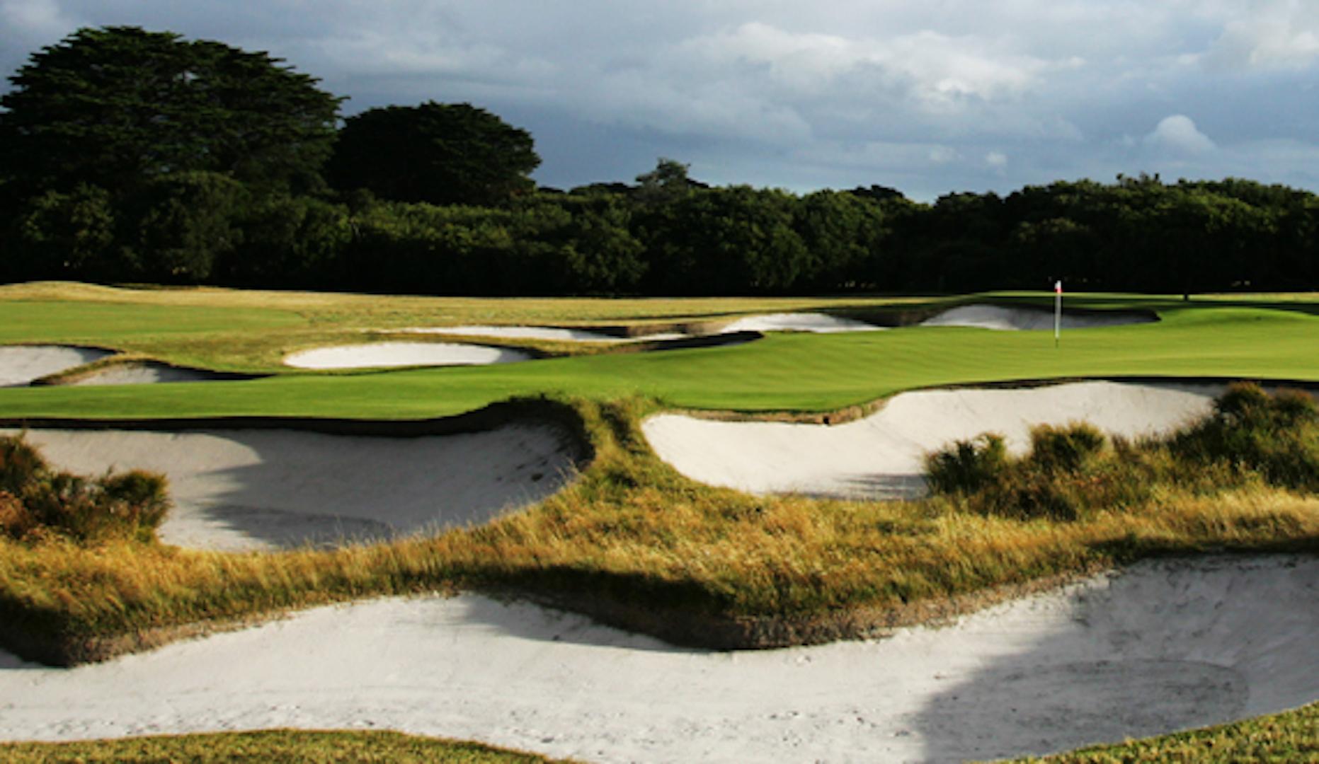 Top five Alister MacKenzie courses that aren't Augusta
