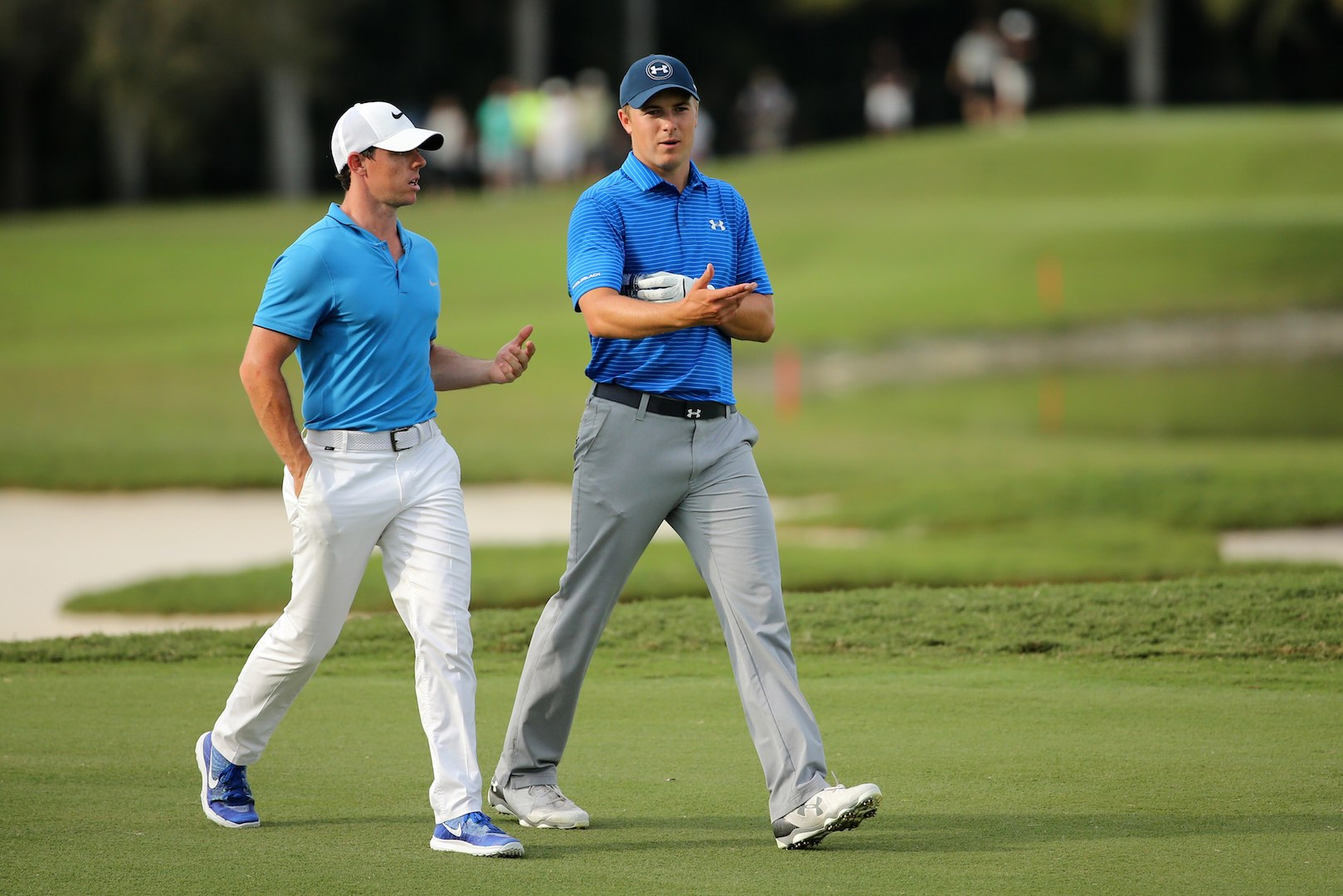 Spieth out of Olympics