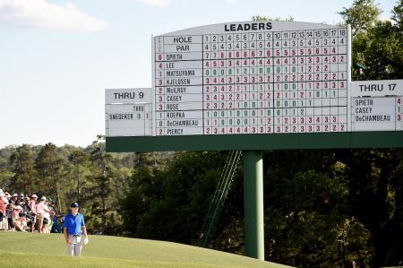 Why Jordan Spieth loves Augusta National