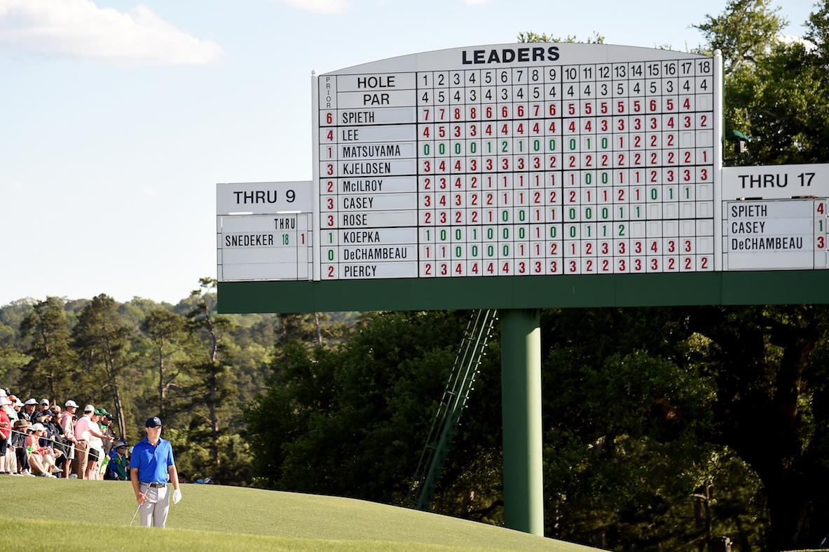 Why Jordan Spieth loves Augusta National