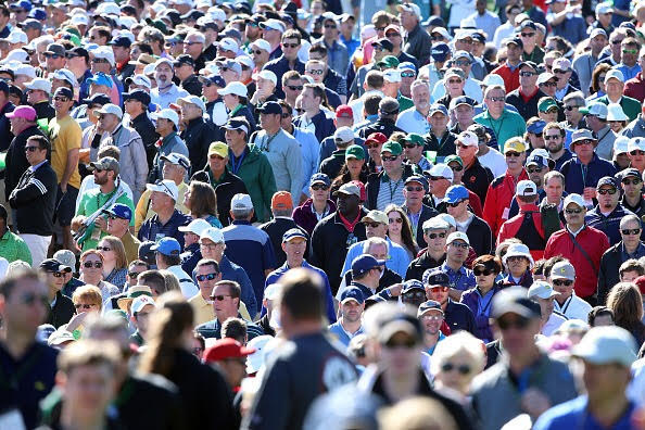 Tickets for 2018 Masters go live