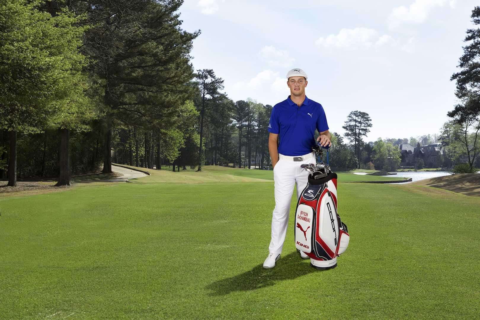 Bryson DeChambeau signs with Cobra Puma Golf