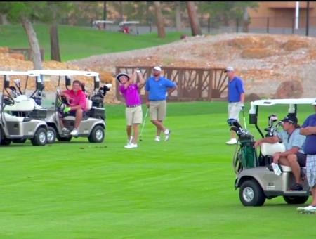Join the World Golf Scramble in Las Vegas