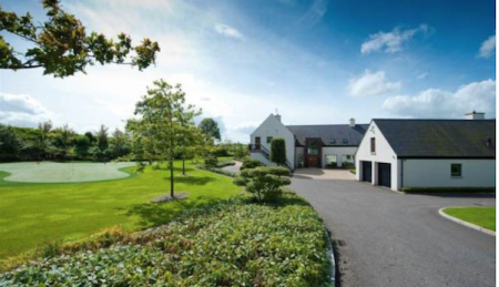 Rory McIlroy's old house in Northern Ireland on this market