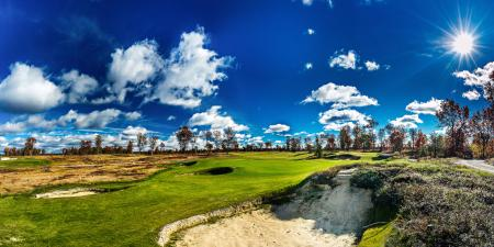 The Loop – Tom Doak's amazing reversible golf course