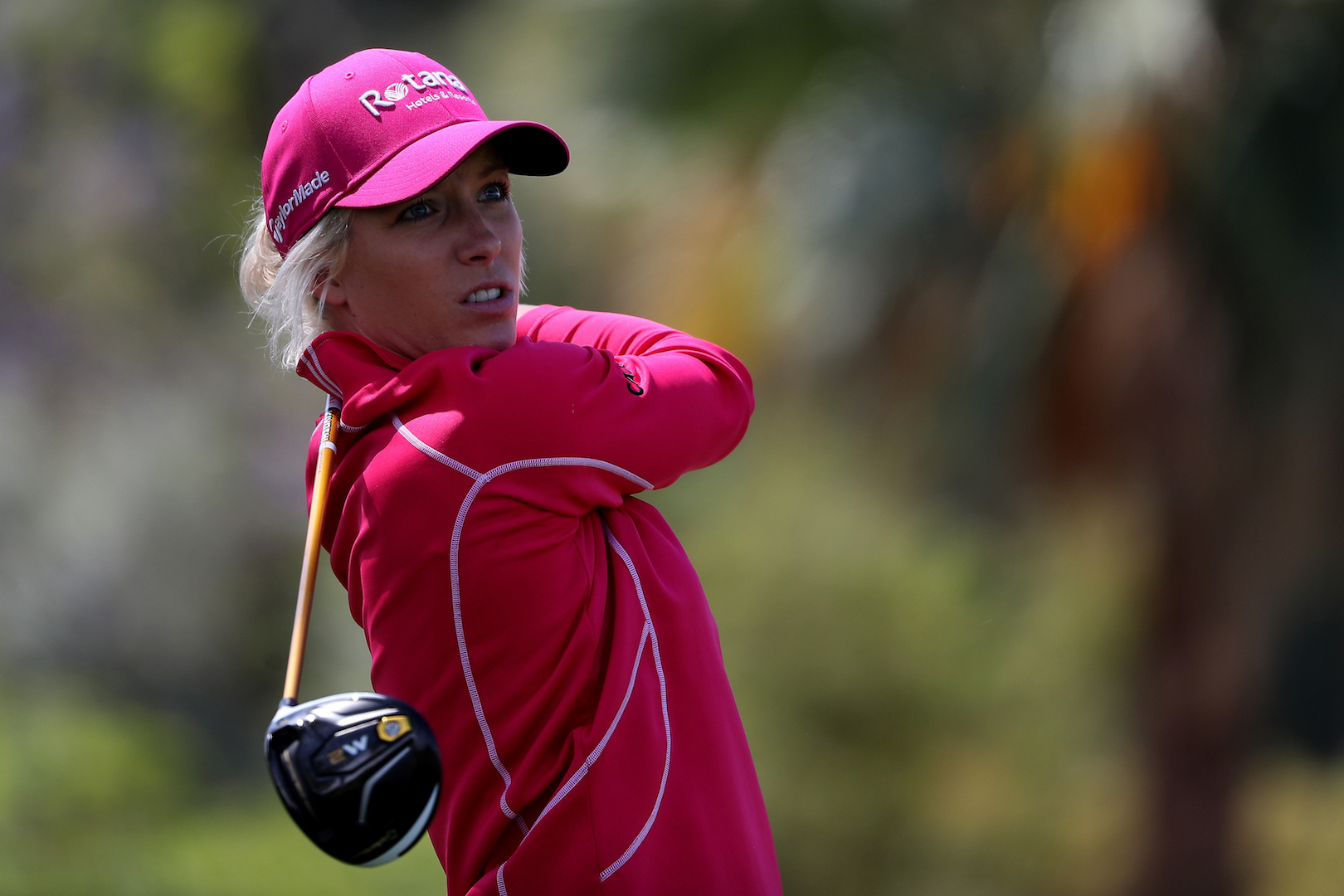 Melissa Reid wants golf at Olympics to be a mixed event