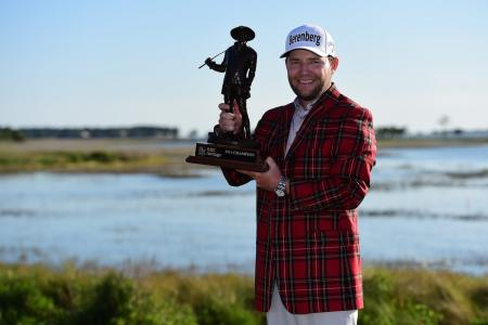 Grace Lands first PGA Tour Title