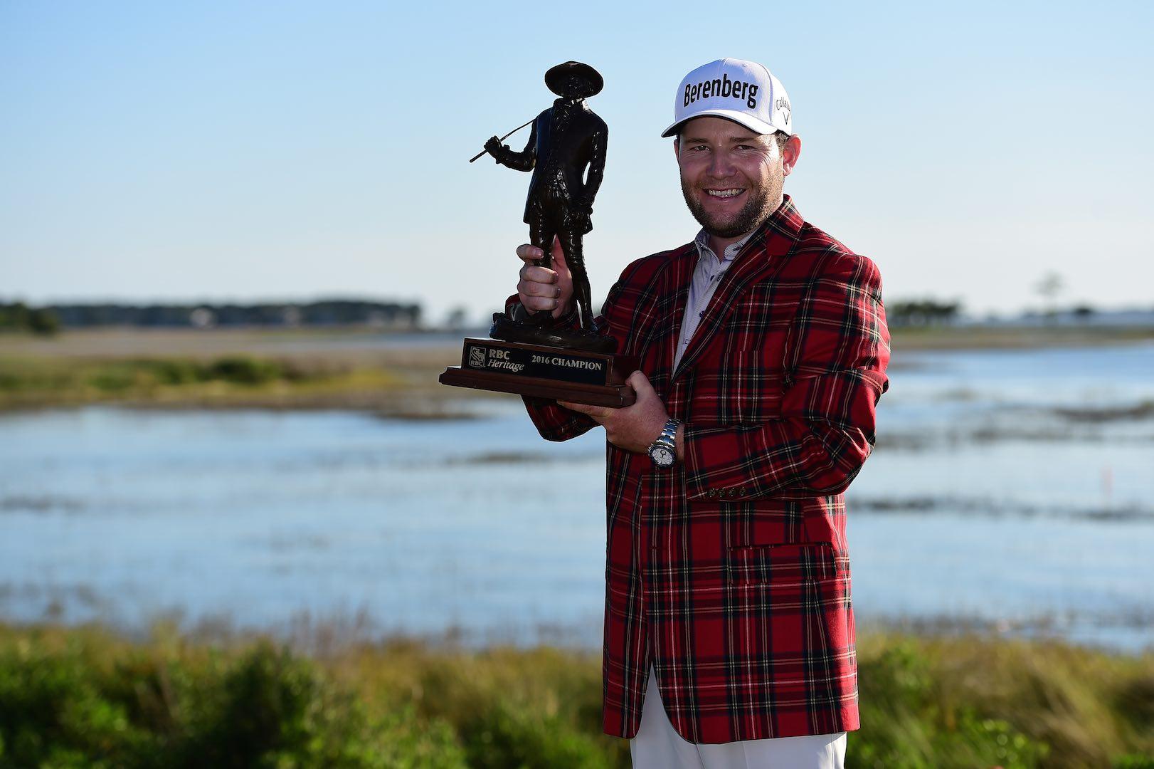 Grace Lands first PGA Tour Title