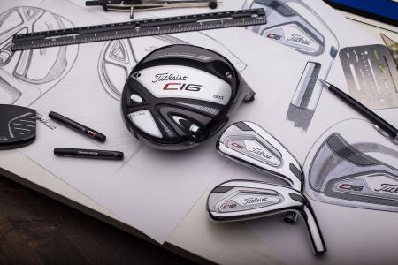 The Titleist C16 Concept Golf Clubs
