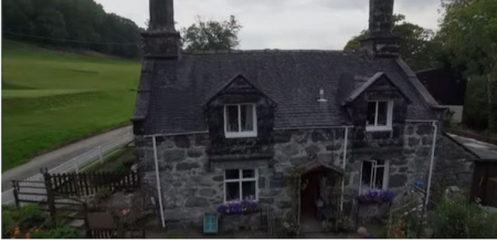 Historic Blacksmith's cottage for sale in Wales