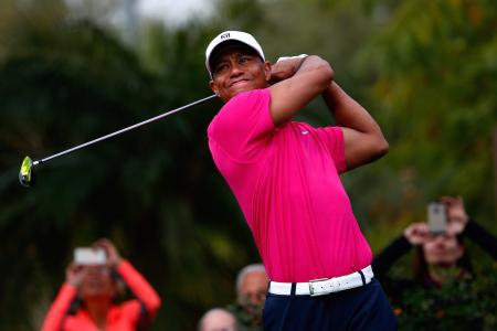 Tiger has booked accommodation for Memorial Tournament