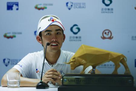 Soomin Lee wins his first ever European Tour title