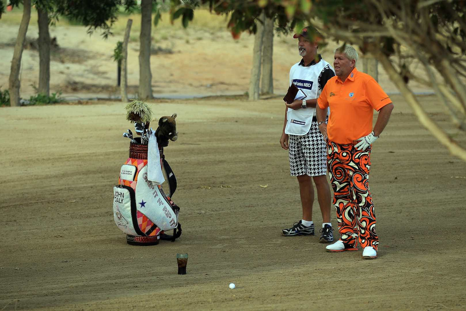Top 5 John Daly Moments