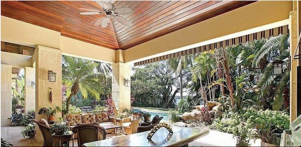 Nick Price is selling up in Jupiter Island Florida