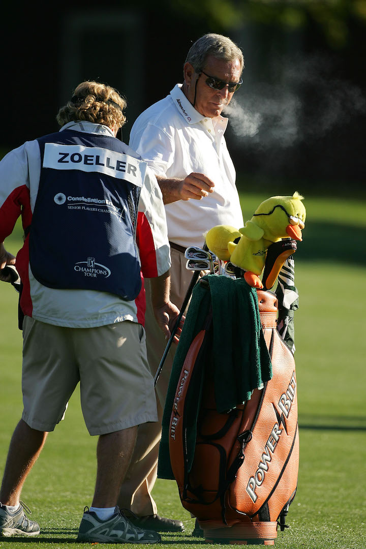 John Daly wants to collect on bet with Fuzzy Zoeller