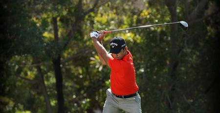 Pablo Larrazabal's swing deconstructed