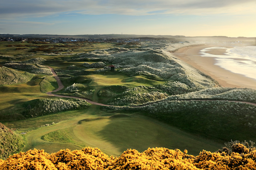 GolfPorn from Cruden Bay