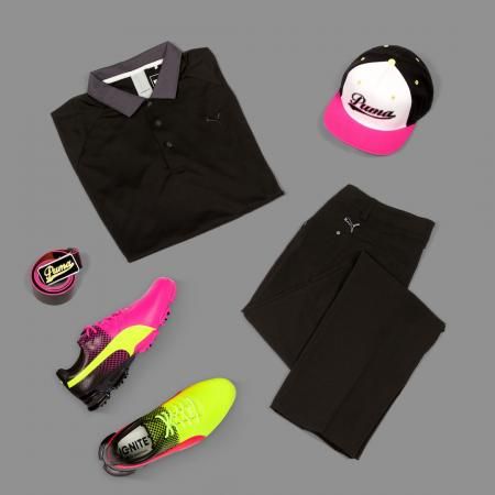 What Rickie Fowler will be wearing  at TCP Sawgrass