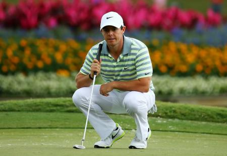 Rory McIlroy 17th Players Championship