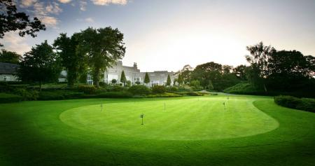 Putting competition for BMW PGA