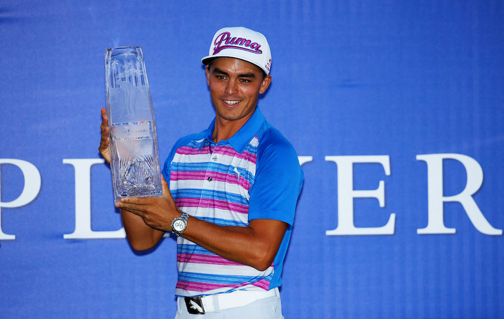 Rickie looking for back to back wins at The Players