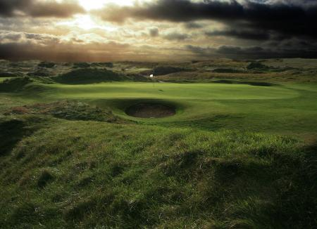 Golf travel – Saunton GC 14th