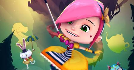 Alice in Wonderland: Puzzle Golf Adventures