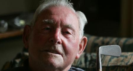 Christy O'Connor Senior has died at 91