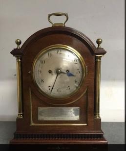Harry Vardon's timepiece goes under the hammer