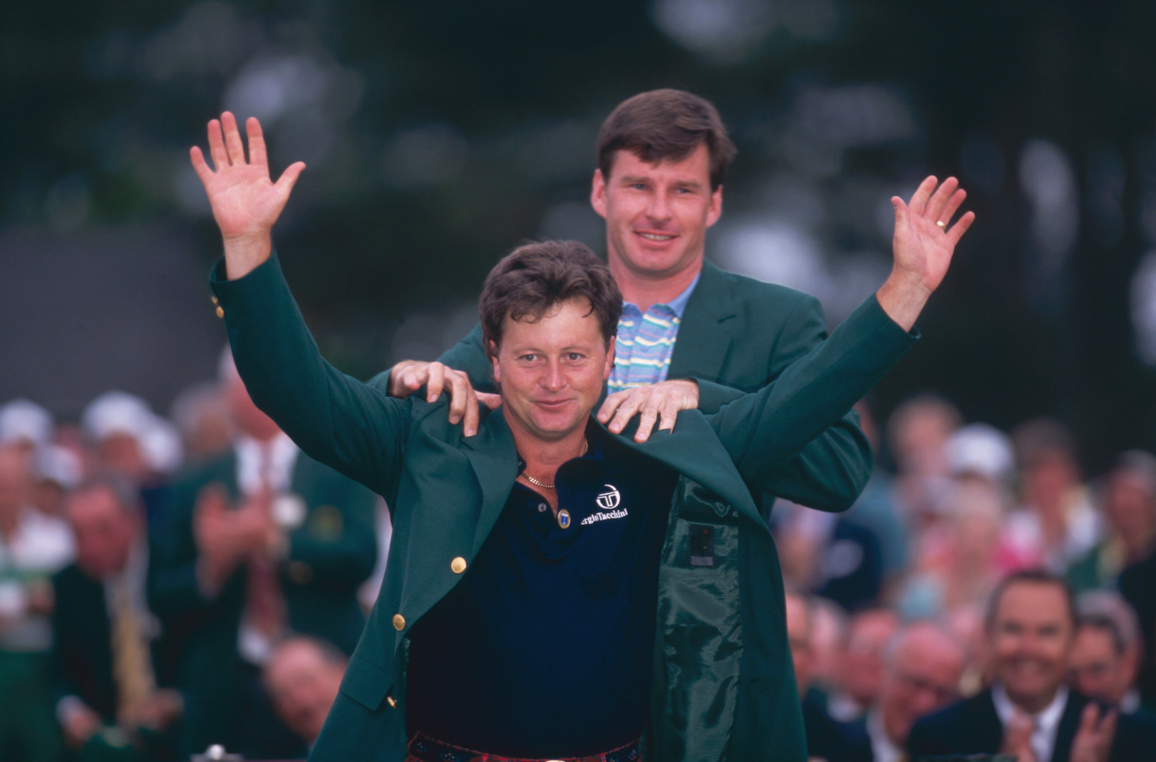 Former Masters winner Ian Woosnam confirms for the European Senior Masters