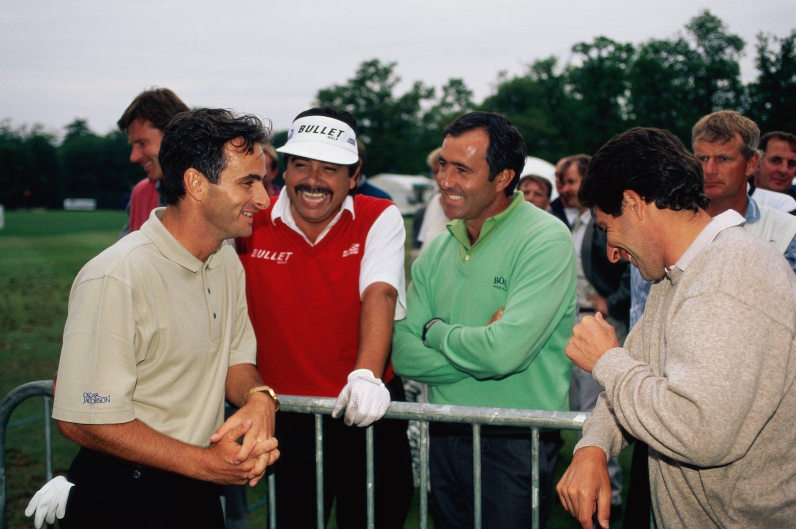 Golf Jokes with Derek The Donkey
