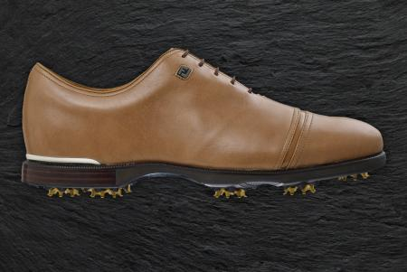 FootJoy Icon Brown golf shoe