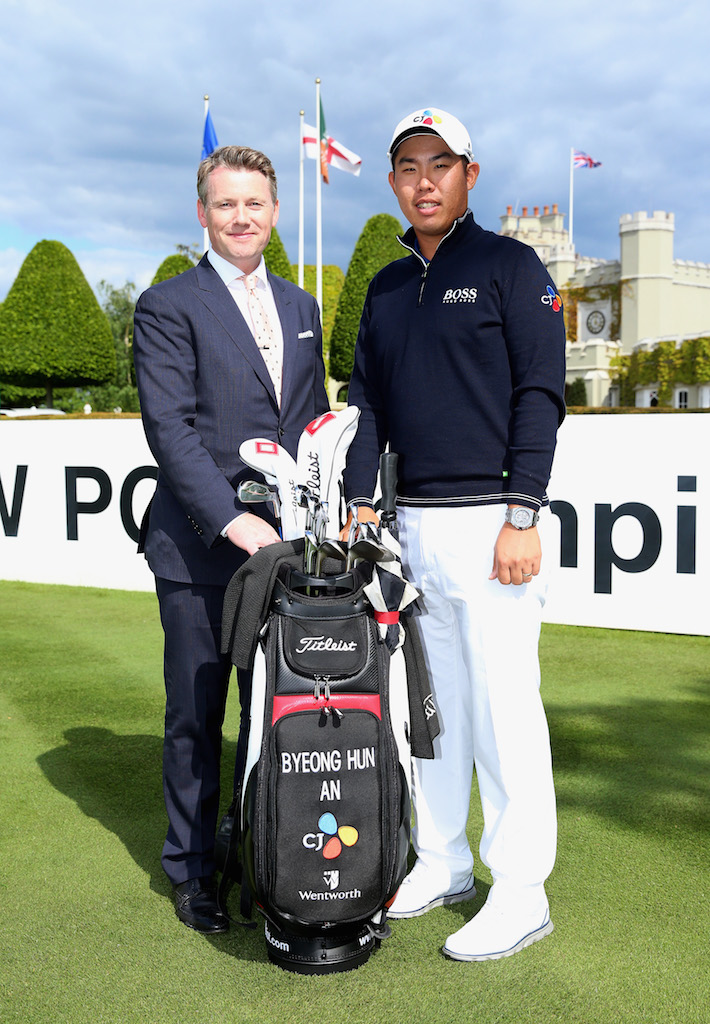 Wentworth announce new Global Ambassador