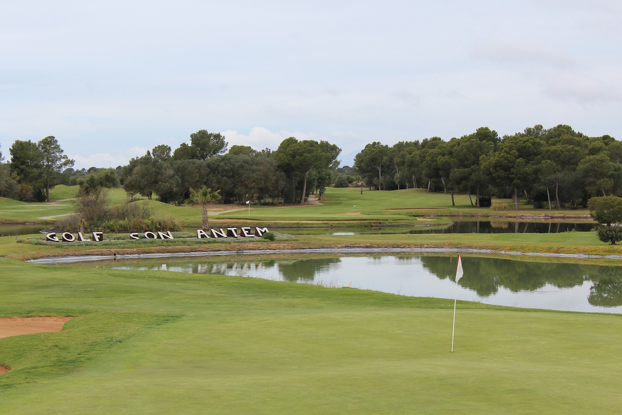 Big money upgrades for Mallorca courses