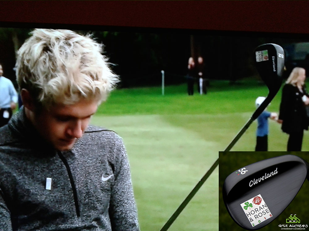 Niall Horan's New Wedge