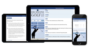 Rules of Golf launches on Android