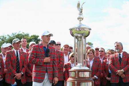 Perfect! Jordan Spieth wins