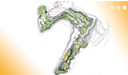 Gary Player Design's new 12-hole course