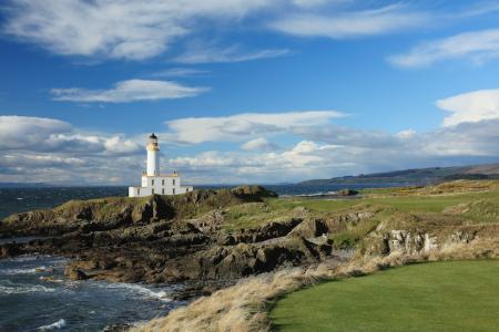 Protests at Trump Turnberry