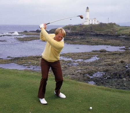 Play like Jack Nicklaus
