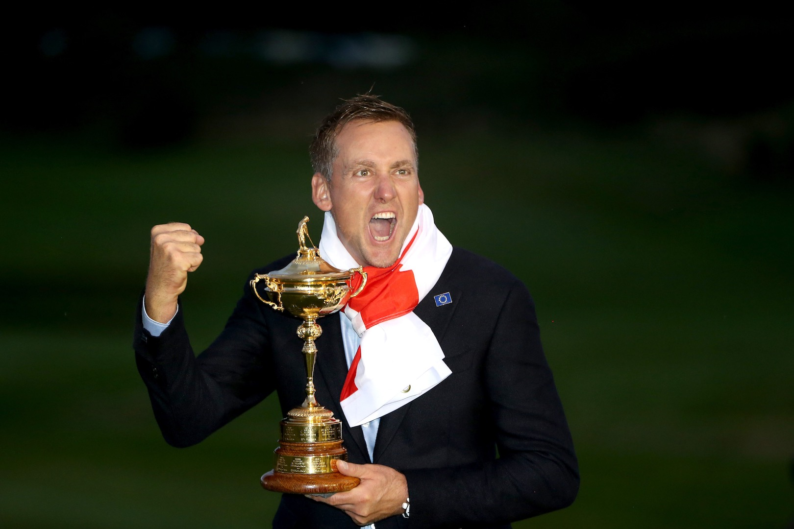 Ian Poulter named Ryder Cup Vice Captain