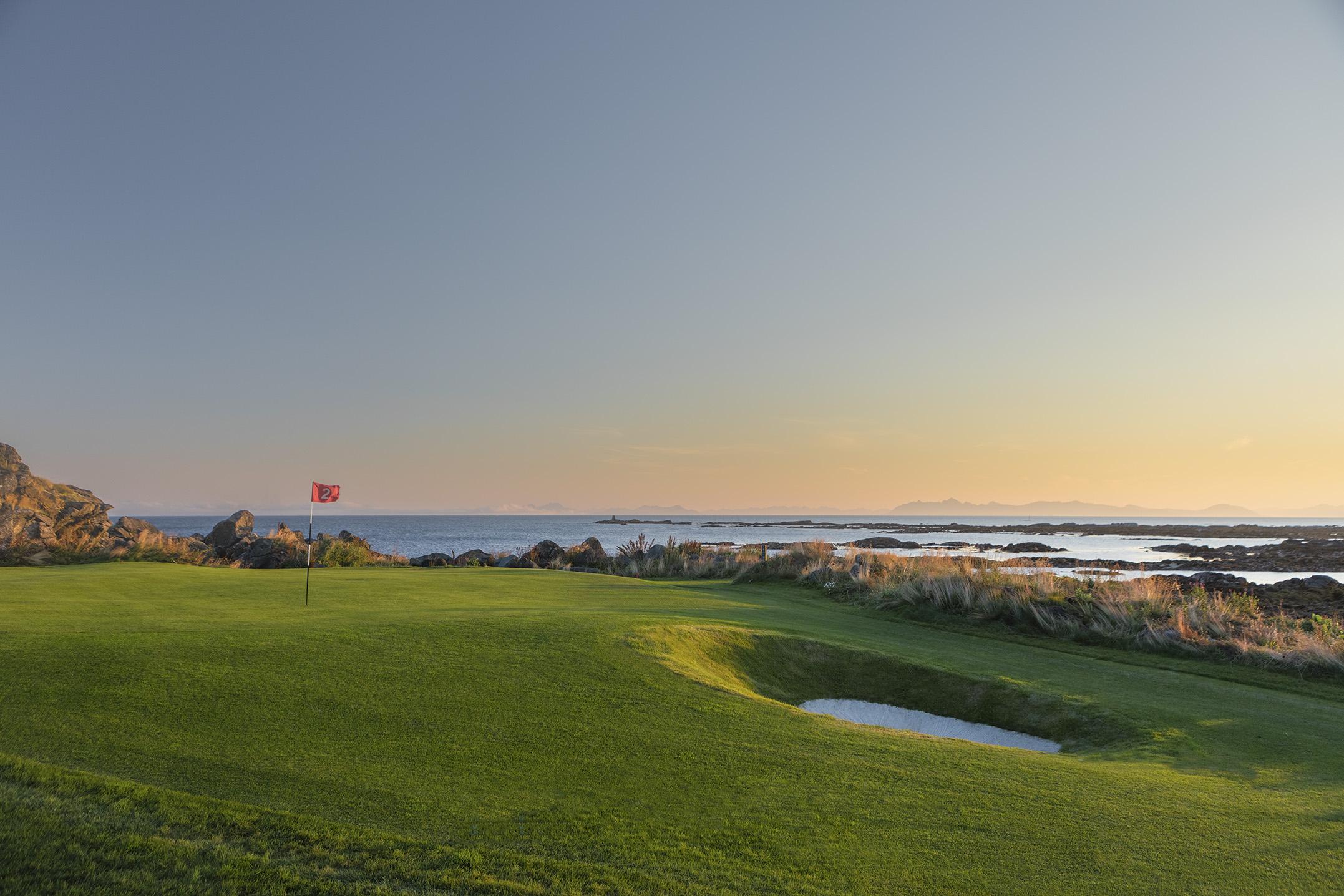 GolfPorn: Lofoten Links
