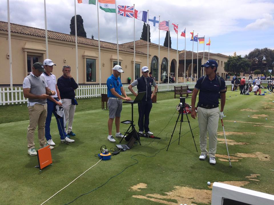 Summer golf camps at Jason Floyd Academy in Spain