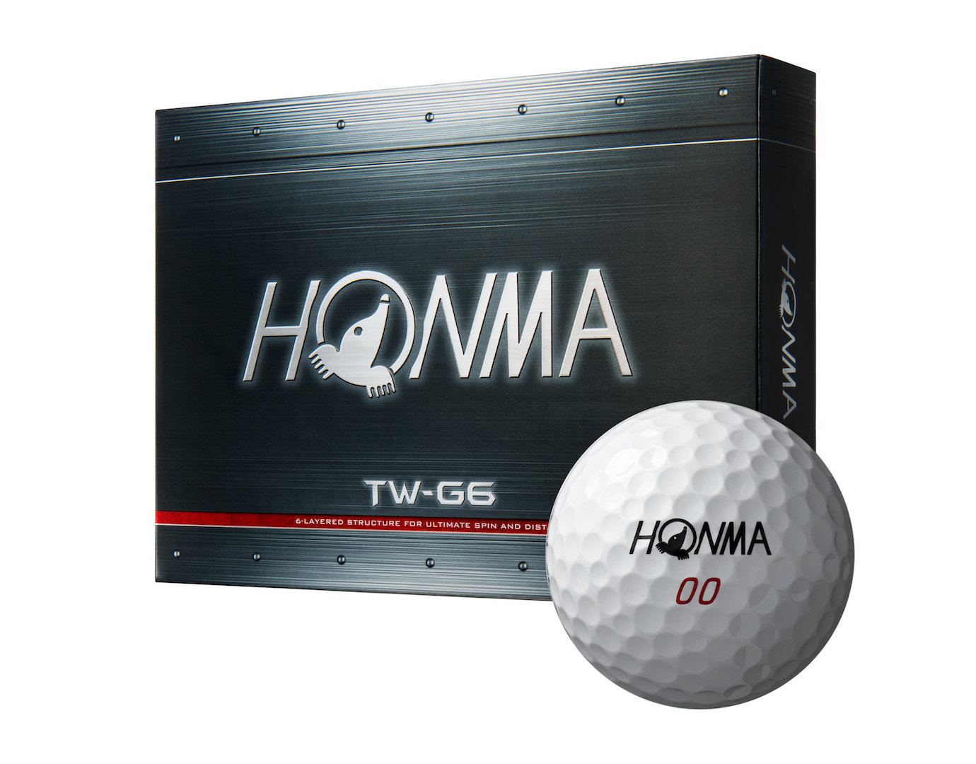 The Honma PP Putters and TW-G6 Golf Balls