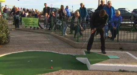 The 14th World Crazy Golf Championship is nearly here
