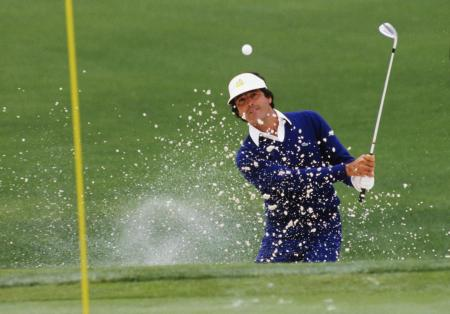 Splash it like Seve!