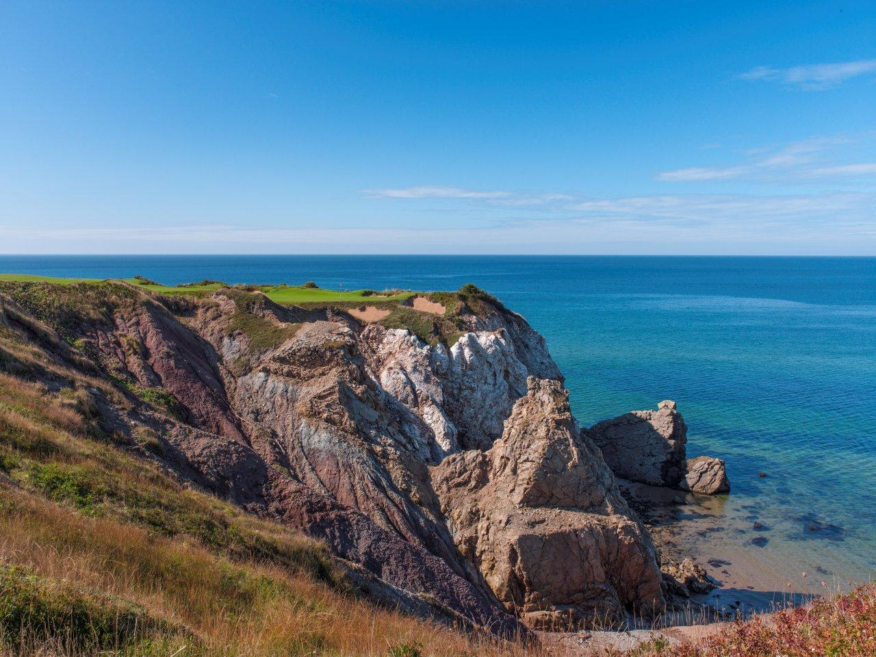 Cabot Cliffs Golf Course opens to the public