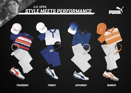 What's everyone wearing at the US Open