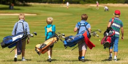 Numbers are up for new people trying golf