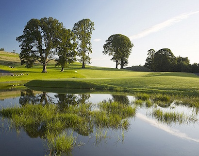 Irish hotel & Golf estate on the market